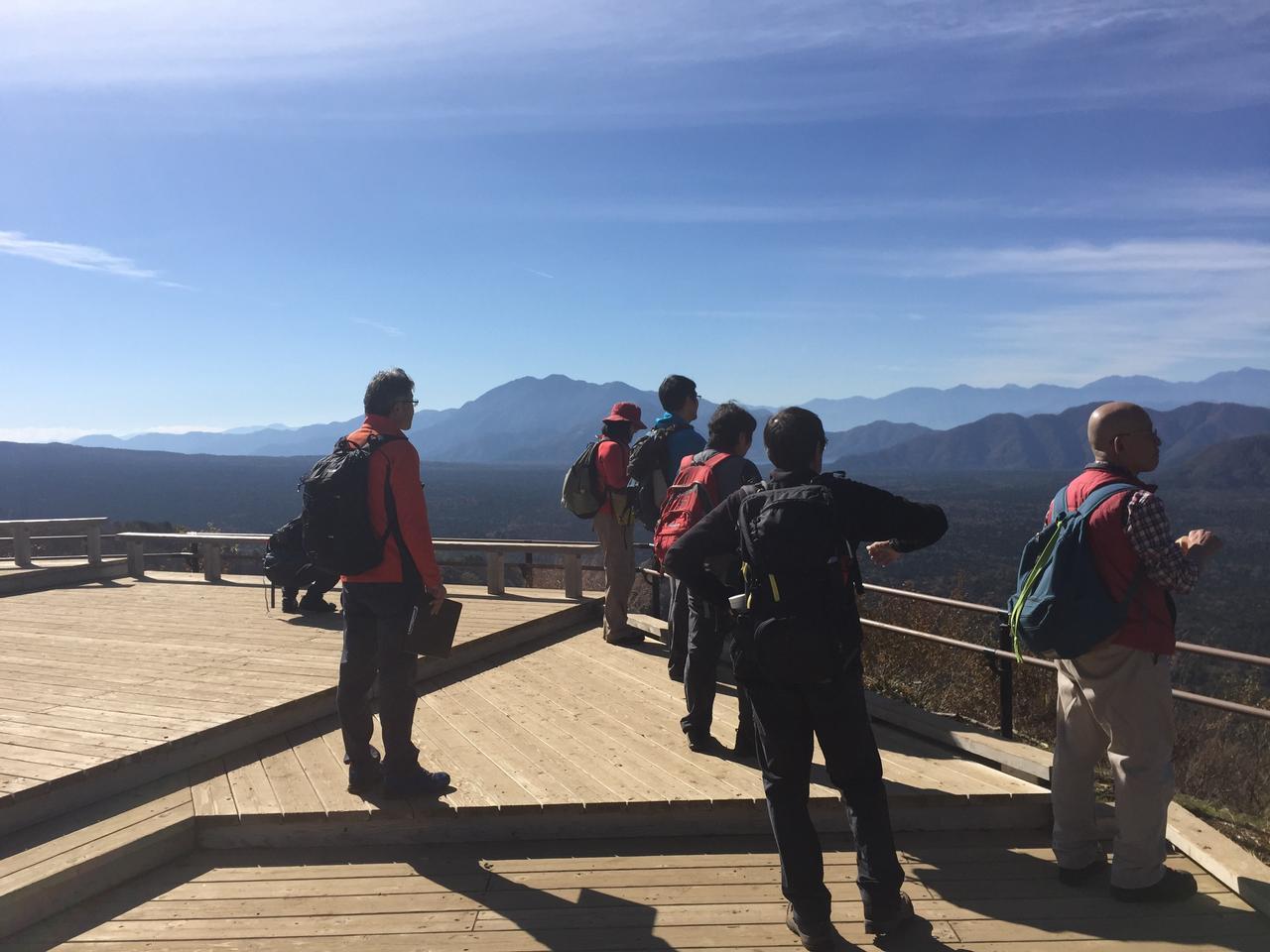 画像7: 【あるく・ハイキングツアー】11月9日~12日出発 紅葉の富士青木ヶ原樹海と紅葉台・三湖台ハイキングについて