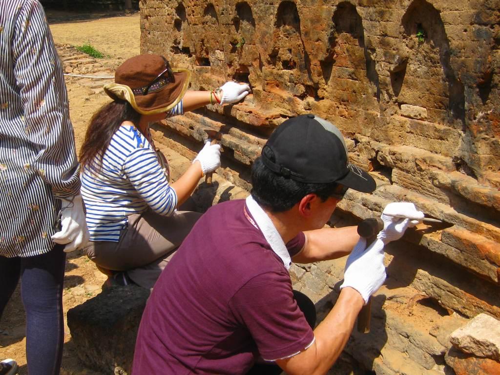 画像: <歴史への旅>『現地在住遺跡研究者・杉山洋氏ご案内 通常非公開の場所や遺跡修復現場も見学!時流を感じるアンコール遺跡じっくり感動体験5日間』 カンボジアツアー|クラブツーリズム