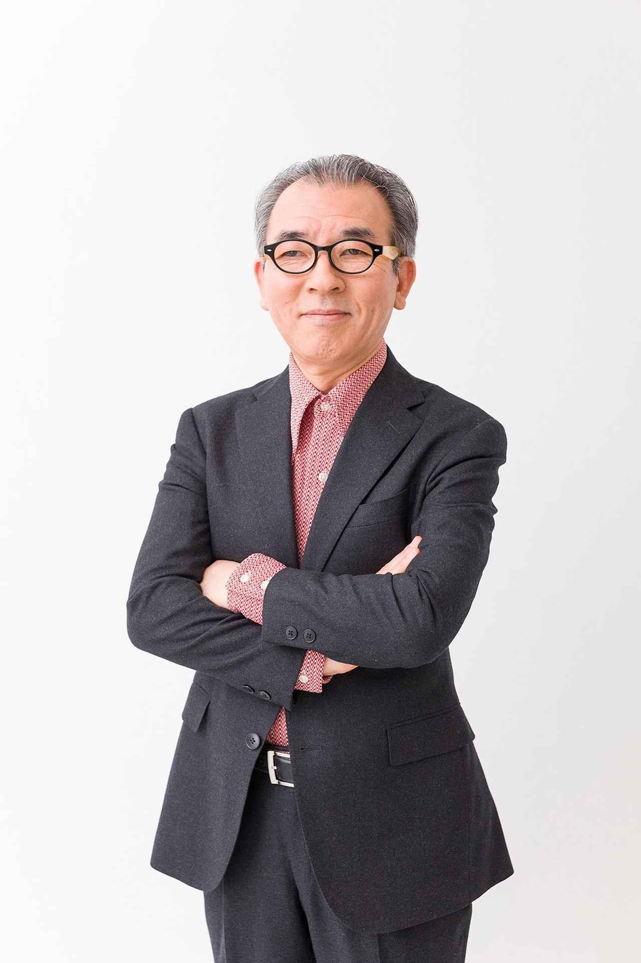 画像: 山本豊津氏(東京画廊)
