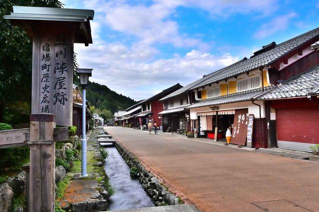 画像: 熊川宿(イメージ)