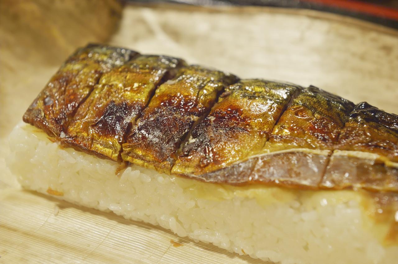 画像: 焼き鯖寿司(イメージ)