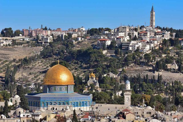 画像: エルサレム 旧市街(イメージ)