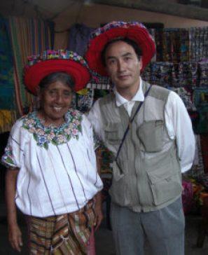 画像: グアテマラにて