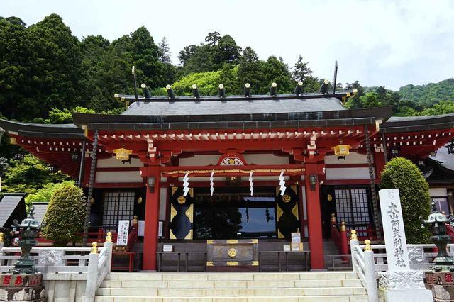画像: 阿夫利神社下社(イメージ)