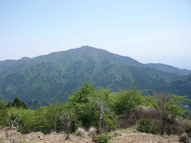 画像: 丹沢・大山(イメージ)