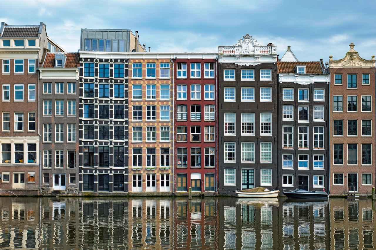 画像: 水の都 アムステルダム