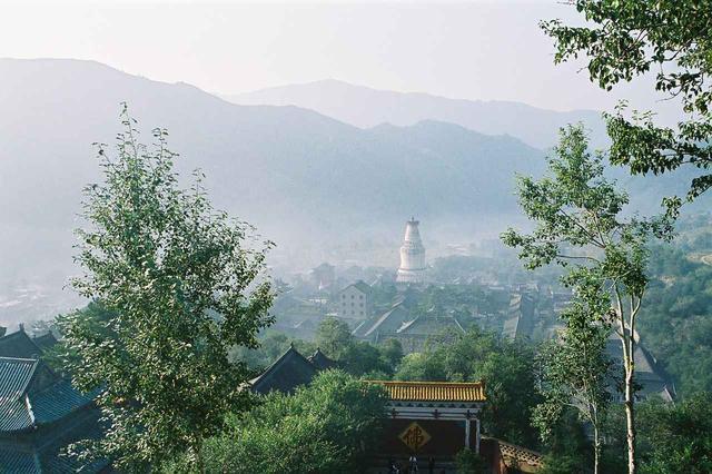 画像: 五台山からの眺望