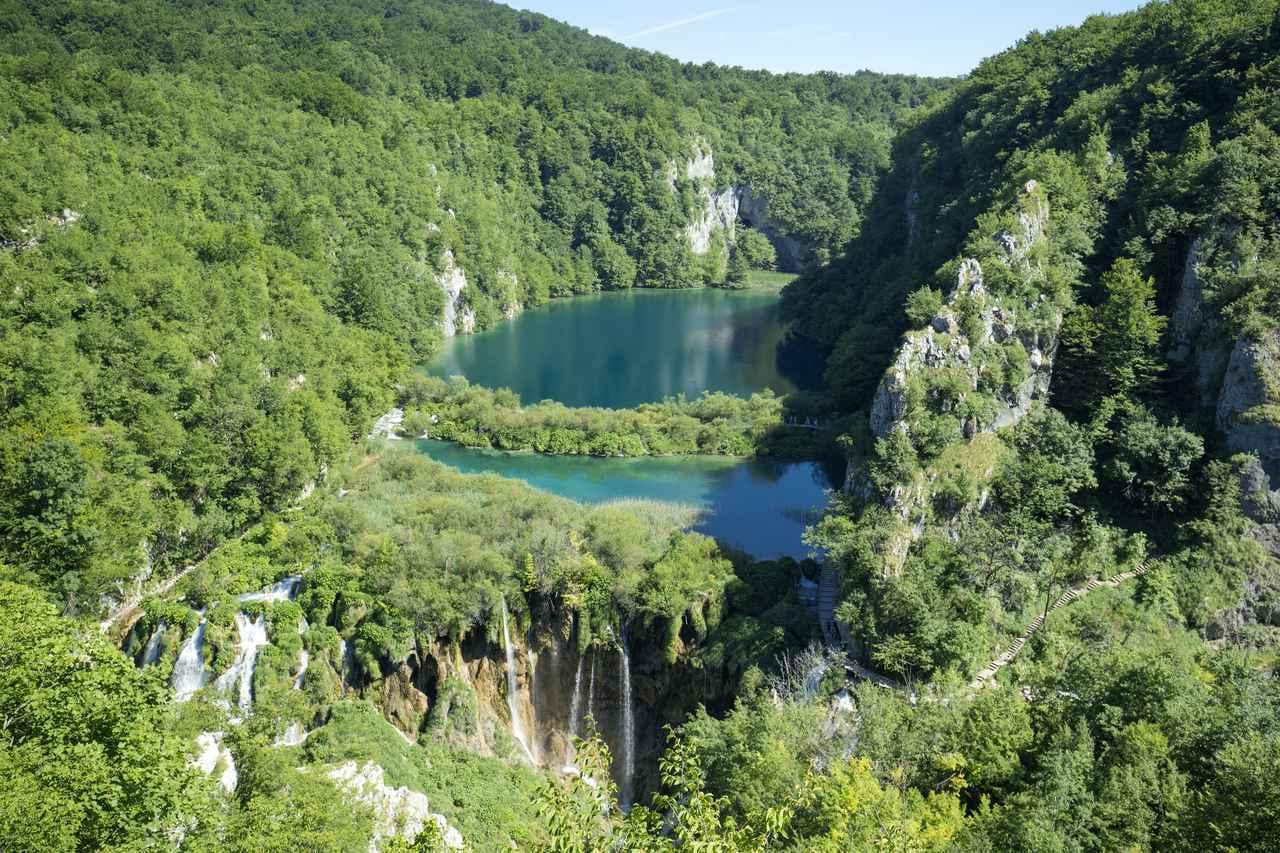 画像2: プリトヴィッツェ国立公園(イメージ)