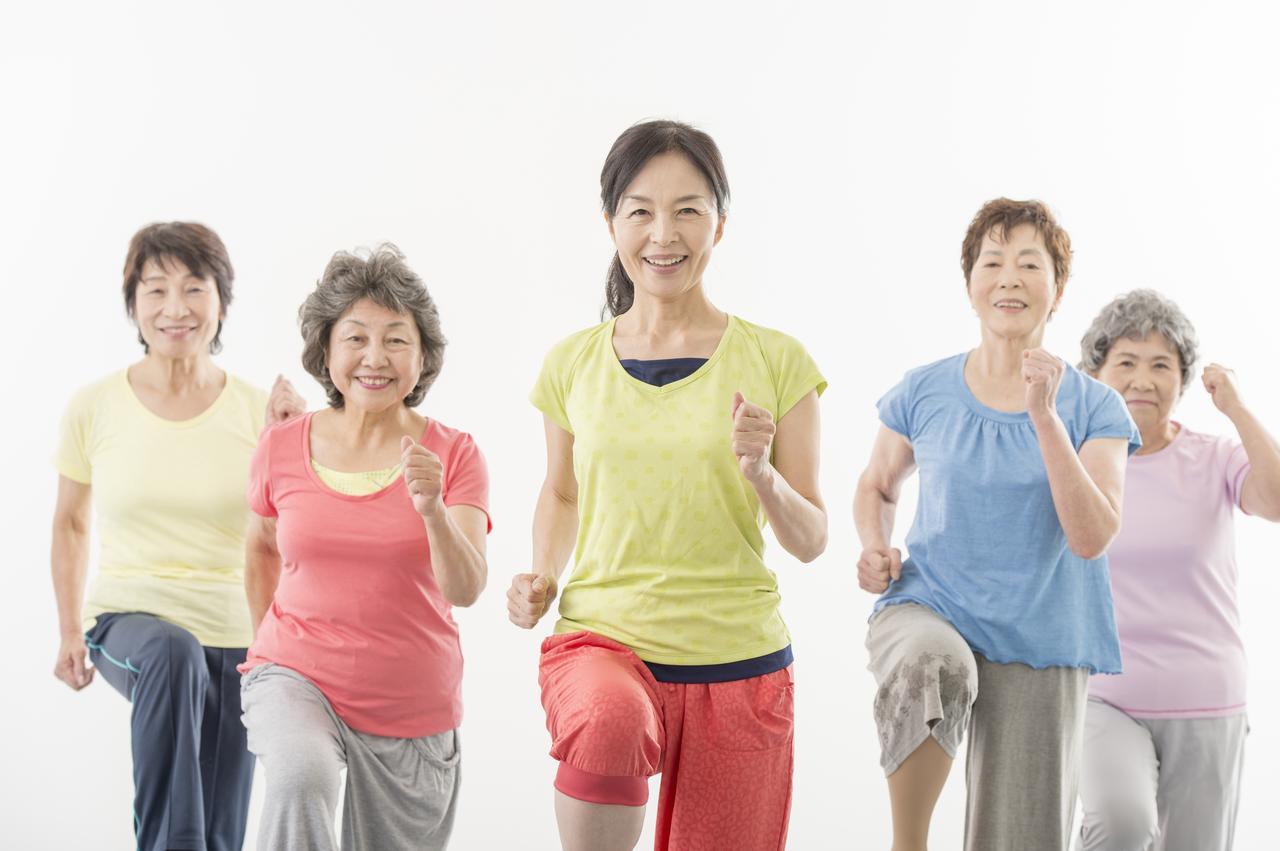 画像: シニア向け健康教室|クラブツーリズム