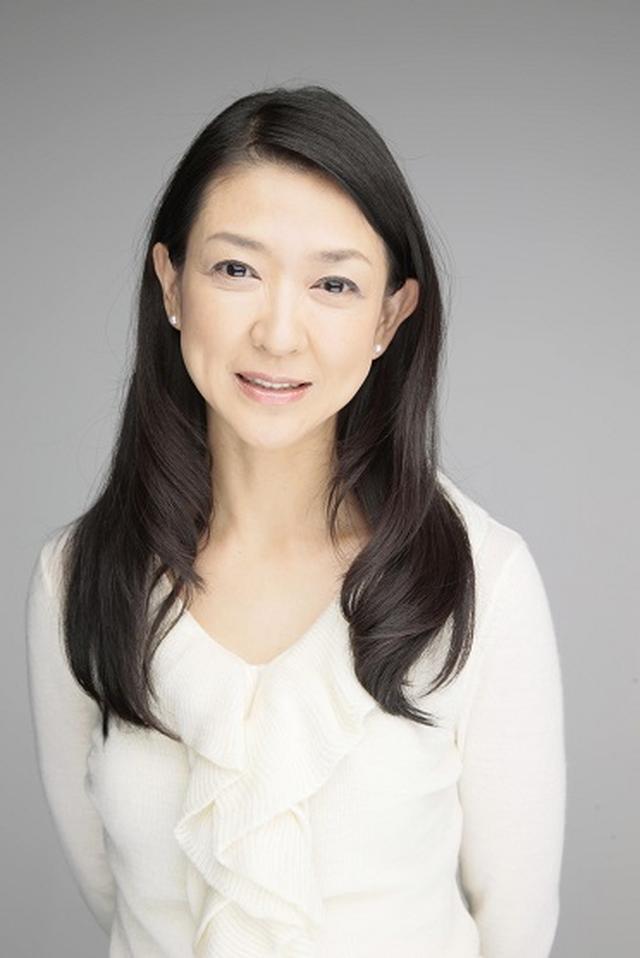 画像: 女優・紺野美沙子さん