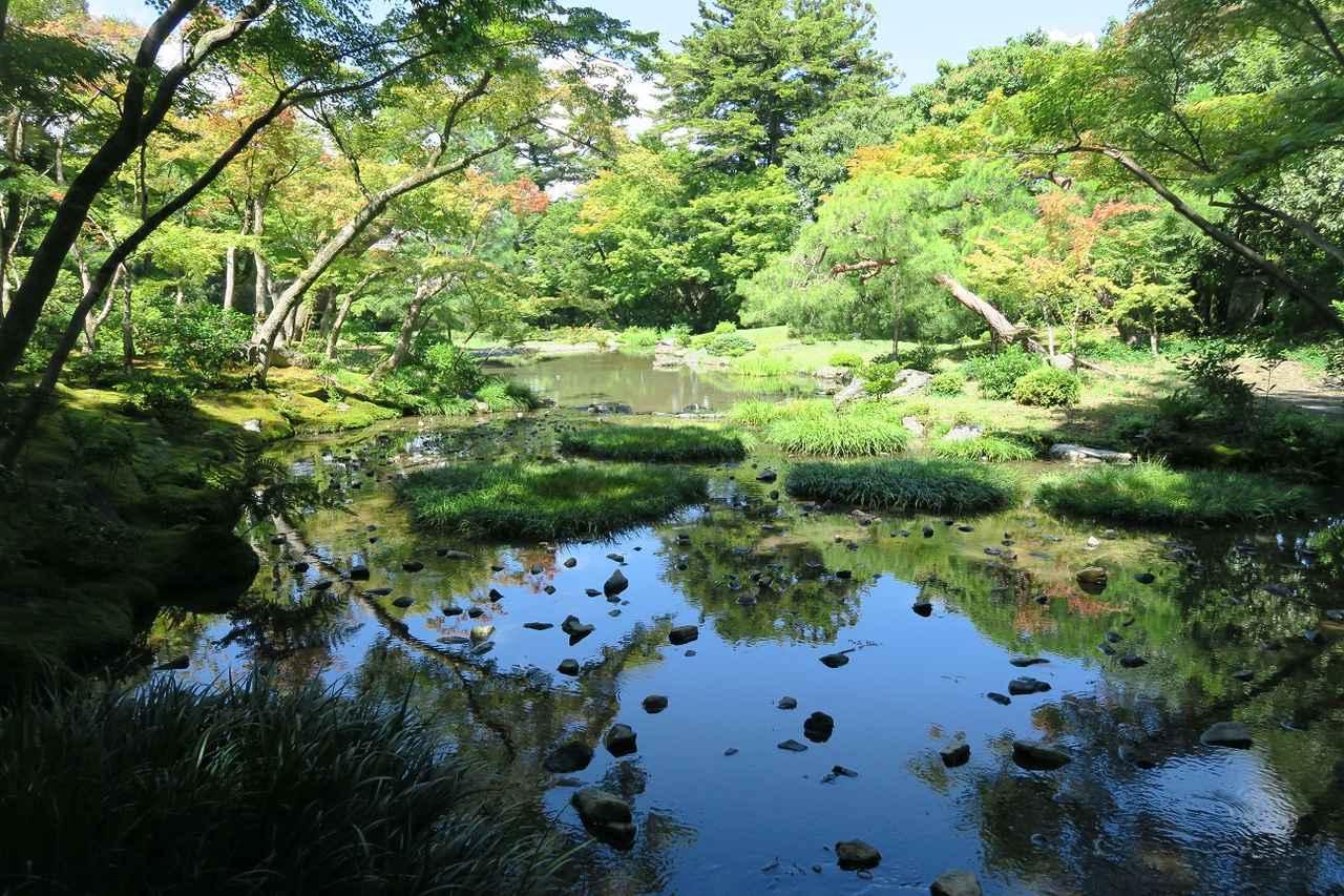 画像: 【関西エコースタッフデスク】京都「無鄰菴」の日本庭園見学と 京都ホテルオークラ「ベルカント」の昼食
