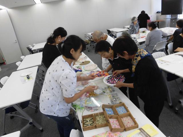画像1: 【東京エコースタッフデスク】まんまるメモボード手作り交流会