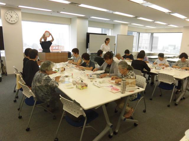 画像2: 【東京エコースタッフデスク】まんまるメモボード手作り交流会