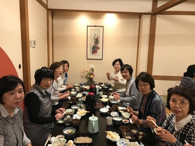 画像: 新蕎麦を楽しみました(11月7日)