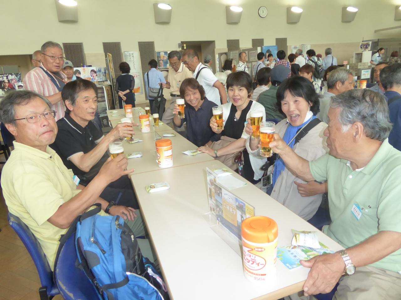 画像2: 【関西エコースタッフデスク】さあ夏!!ビールの美味しい季節 アサヒビール吹田工場見学