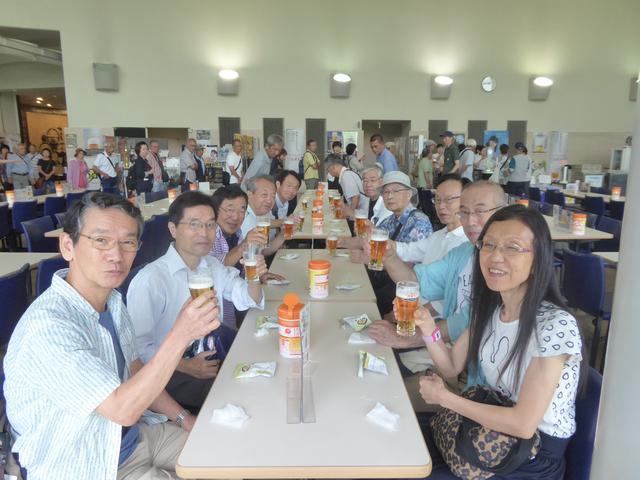 画像1: 【関西エコースタッフデスク】さあ夏!!ビールの美味しい季節 アサヒビール吹田工場見学