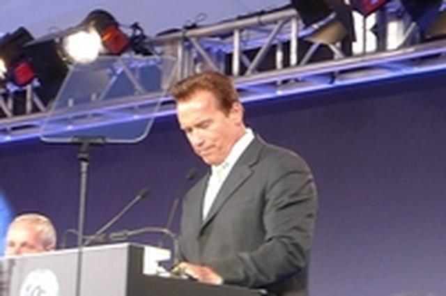 画像: カリフォルニア州 アーノルド・シュワルツネッガー知事