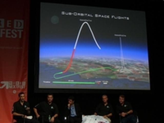 画像63: 宇宙旅行アーカイブ(ヴァージンギャラクティック関連)