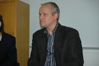 画像: ヴァージンギャラクティック社副社長 スティーブンアッテンボロー