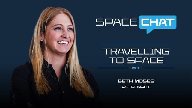 画像: Science with Virgin Galactic | Beth Moses, Travelling to Space www.youtube.com