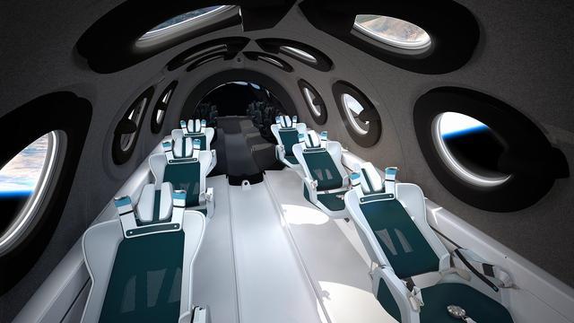画像1: 宇宙船 乗客用キャビンのデザインが初公開