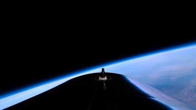 画像2: (速報)7月11日リチャードブランソン卿 宇宙フライト成功