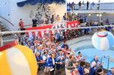 画像: 洋上の夏祭り イメージ