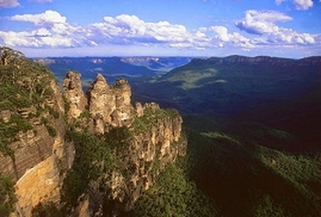 画像: 【世界遺産】ブルーマウンテンズ国立公園でオーストラリアの大自然も満喫!