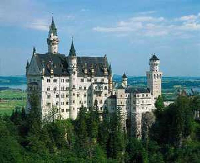 画像: 【世界遺産】白亜の名城ノイシュバンシュタイン城(写真提供:ドイツ観光局)