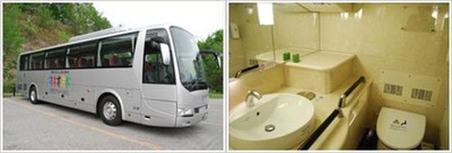 画像: 化粧台トイレ付きバスとトイレ(イメージ)