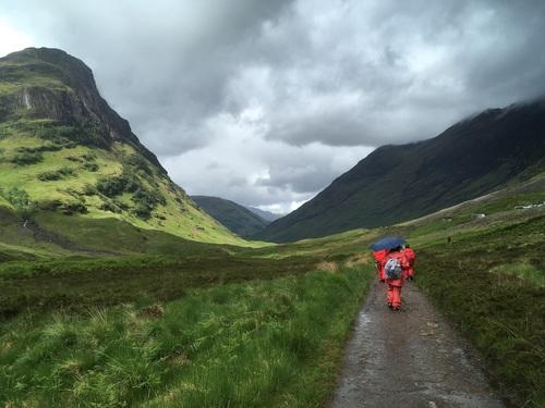 画像2: 【スコットランド・グレンコー渓谷】