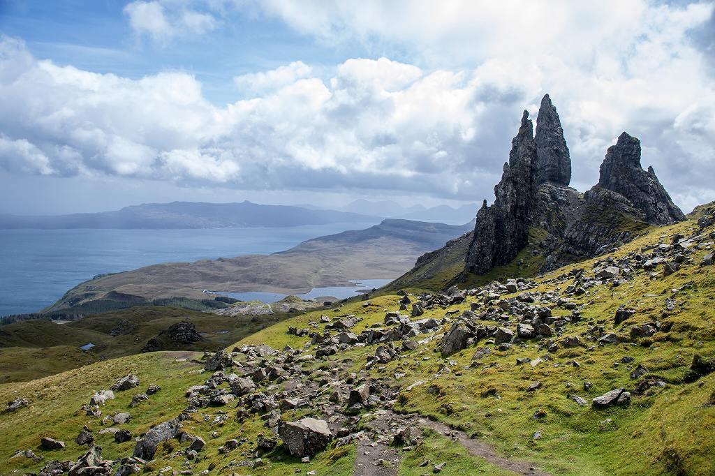 画像: 【26781】<ハイク初級>『雄大なる自然と美しき田舎町 英国縦断ハイキング 10日間』 【9/3、22発催行決定】【4都市連泊】~スコットランド、ウェールズ、イングランド~|クラブツーリズム