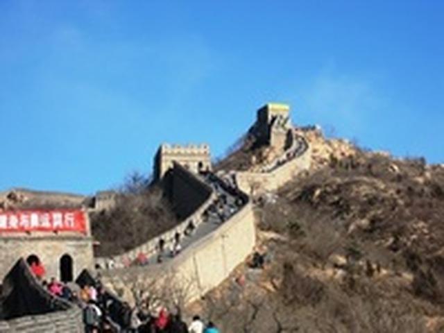 画像: 【世界遺産】万里の長城(イメージ)