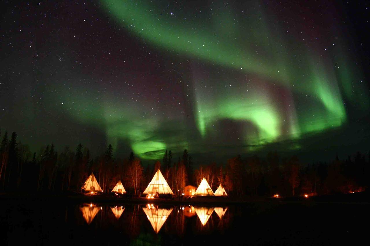 画像: カナダのオーロラ観賞ツアー・旅行 クラブツーリズム