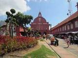 画像: マレーシア/マラッカの街の様子(イメージ)