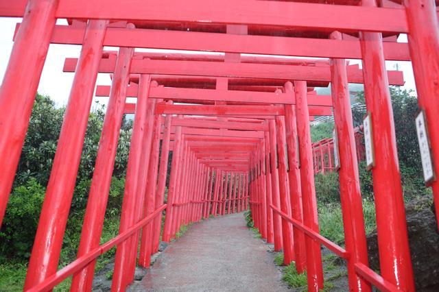 画像: 元乃隅稲成神社