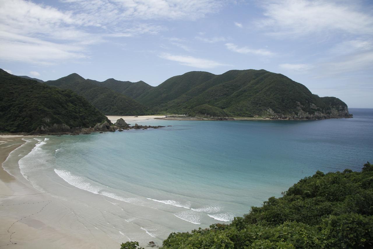画像: 高浜海水浴場