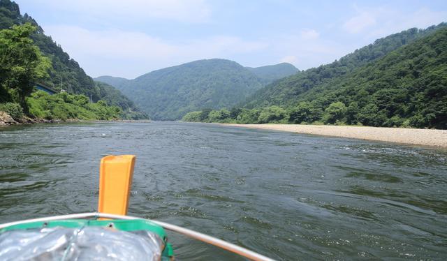 画像: 最上川