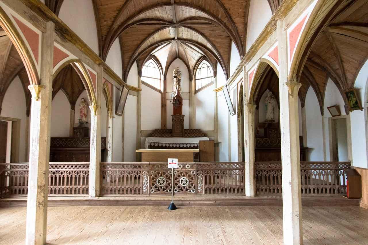 画像: 3日目は世界遺産・久賀島の集落にある旧五輪教会堂も訪ねます