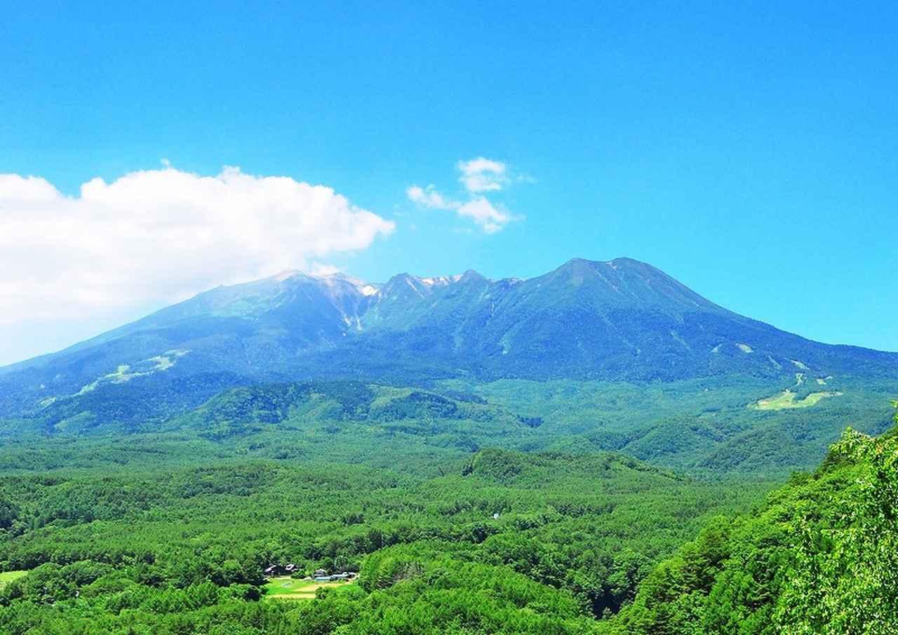 画像: 御嶽山 (御嶽山ってどこだっけ?という方は こちら )