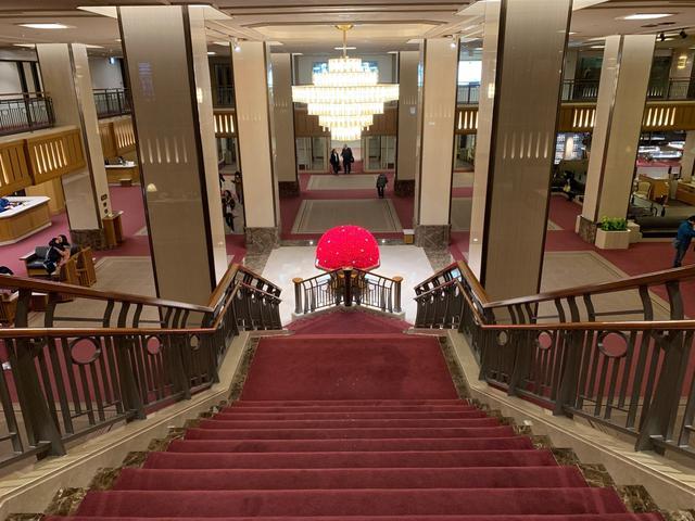 画像: 気品ただよう空間は帝国ホテル東京ならでは