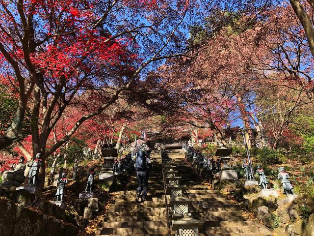 画像: 大山寺の階段(C)kana