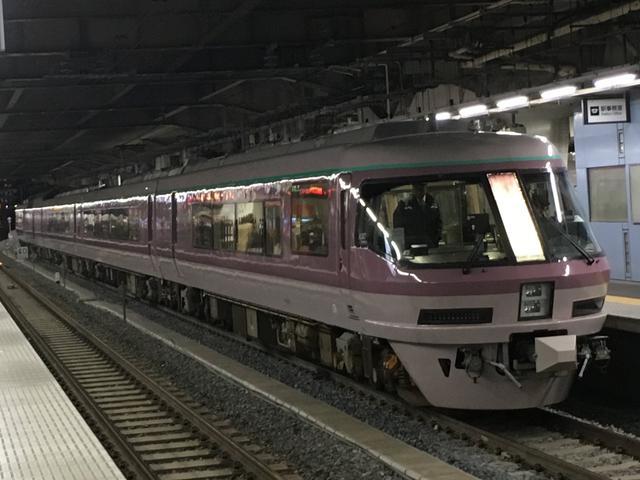 画像: 品川駅で任務を終えたリゾートエクスプレス「ゆう」ありがとうございました。(撮影大塚雅士)