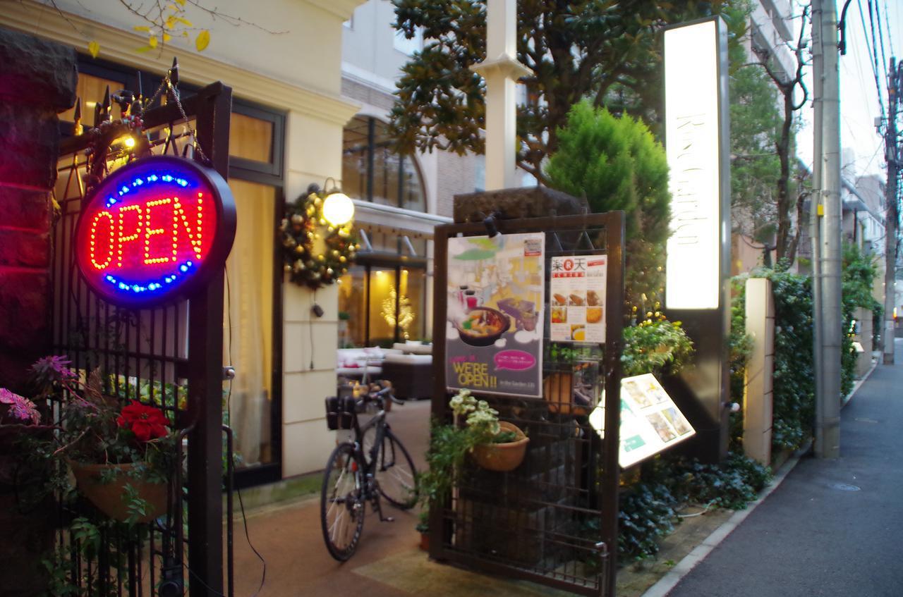 画像: ローズガーデン新宿@salt撮影 www.hotel-rosegarden.jp