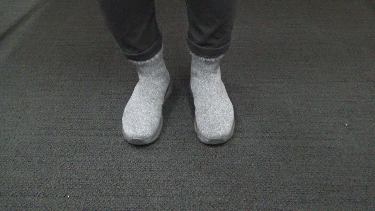 画像: 秋山先生がスナップ撮影の際に愛用されている防水靴