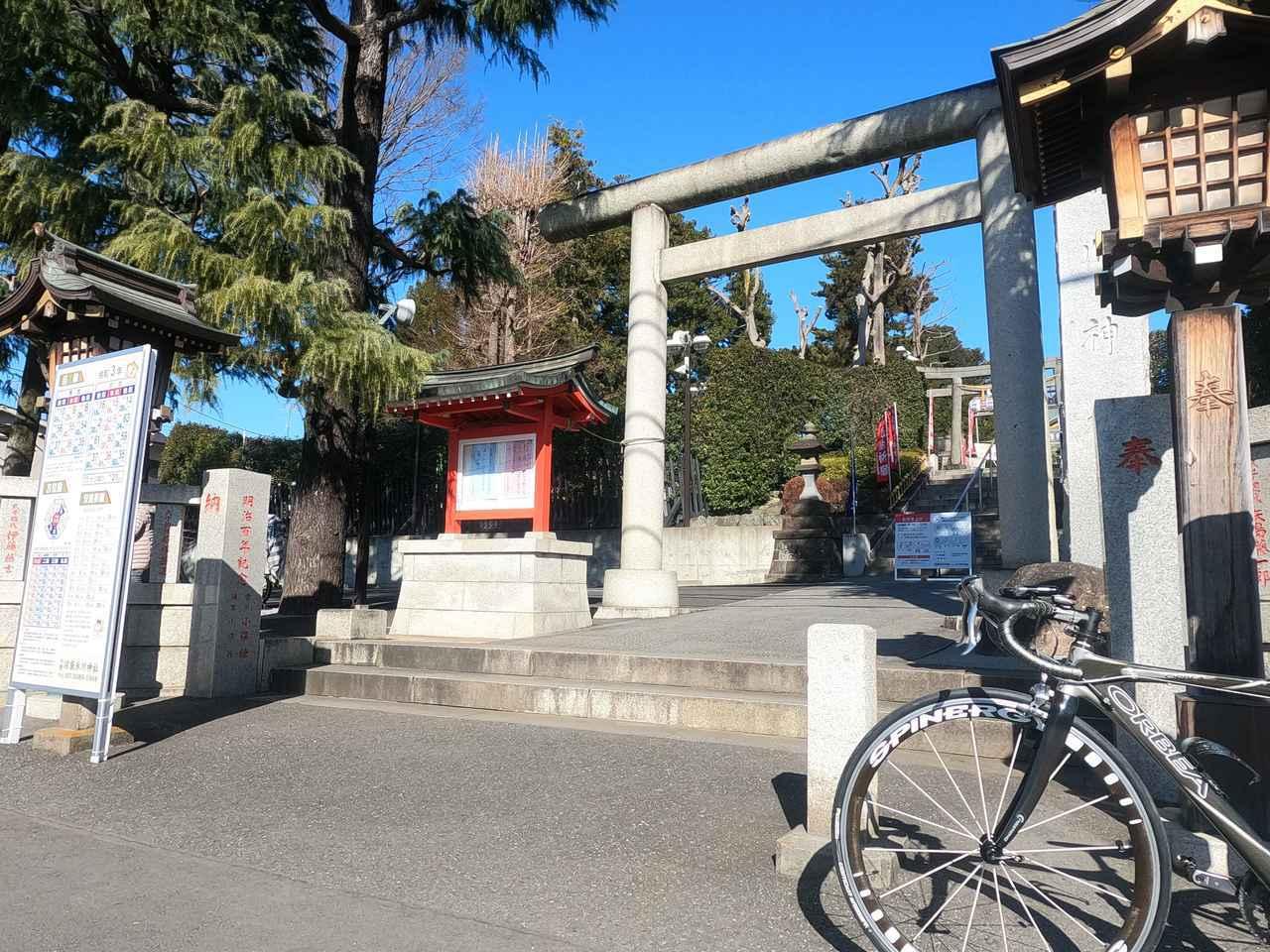 画像: 沼袋氷川神社@IGA撮影 hikawa-n.or.jp