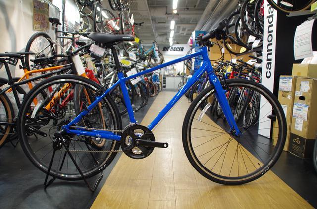 画像: KhodaaBloom RAIL700A@Y's Road新宿クロスバイク館/TAG撮影
