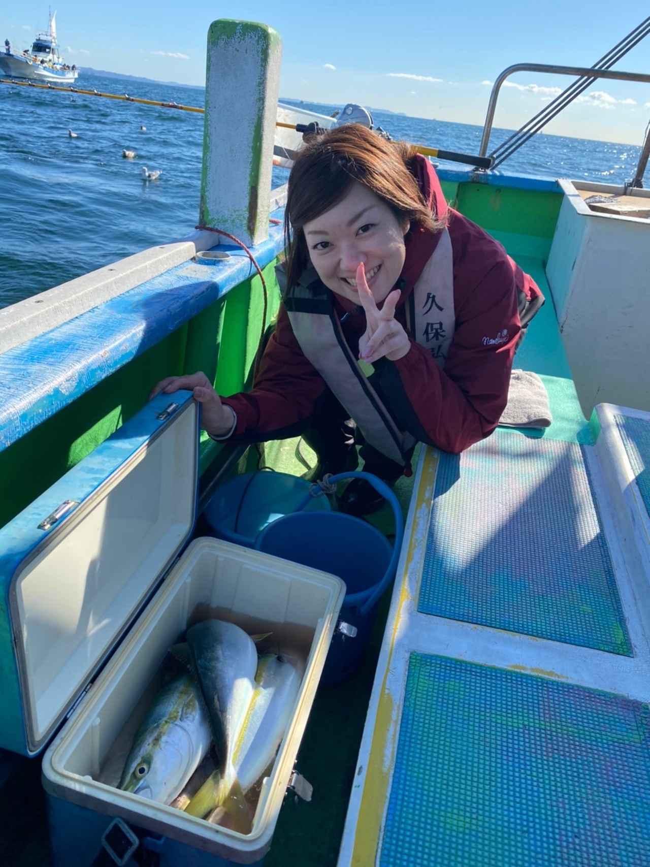 画像: 初回に大量のイナダを釣ることができ、釣りの虜になりました