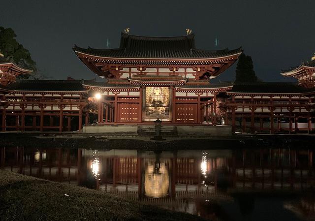 画像: 桜舞う春の世界遺産・平等院で クラブツーリズム貸切!夜間特別拝観を開催します☆彡