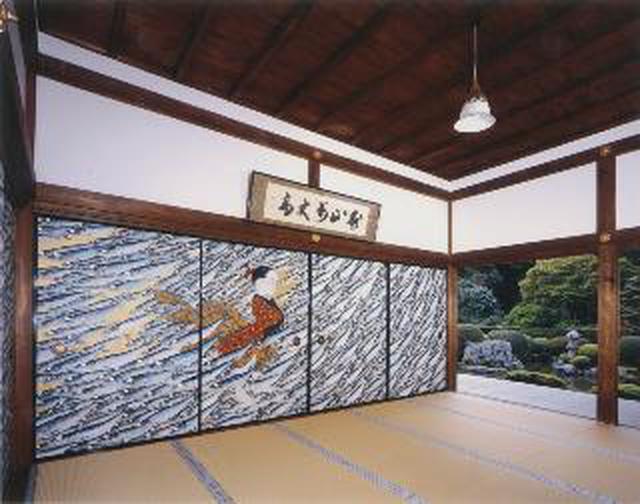 画像: <京の旅>『清水寺成就院 中島潔襖絵展』【現地集合解散】|クラブツーリズム